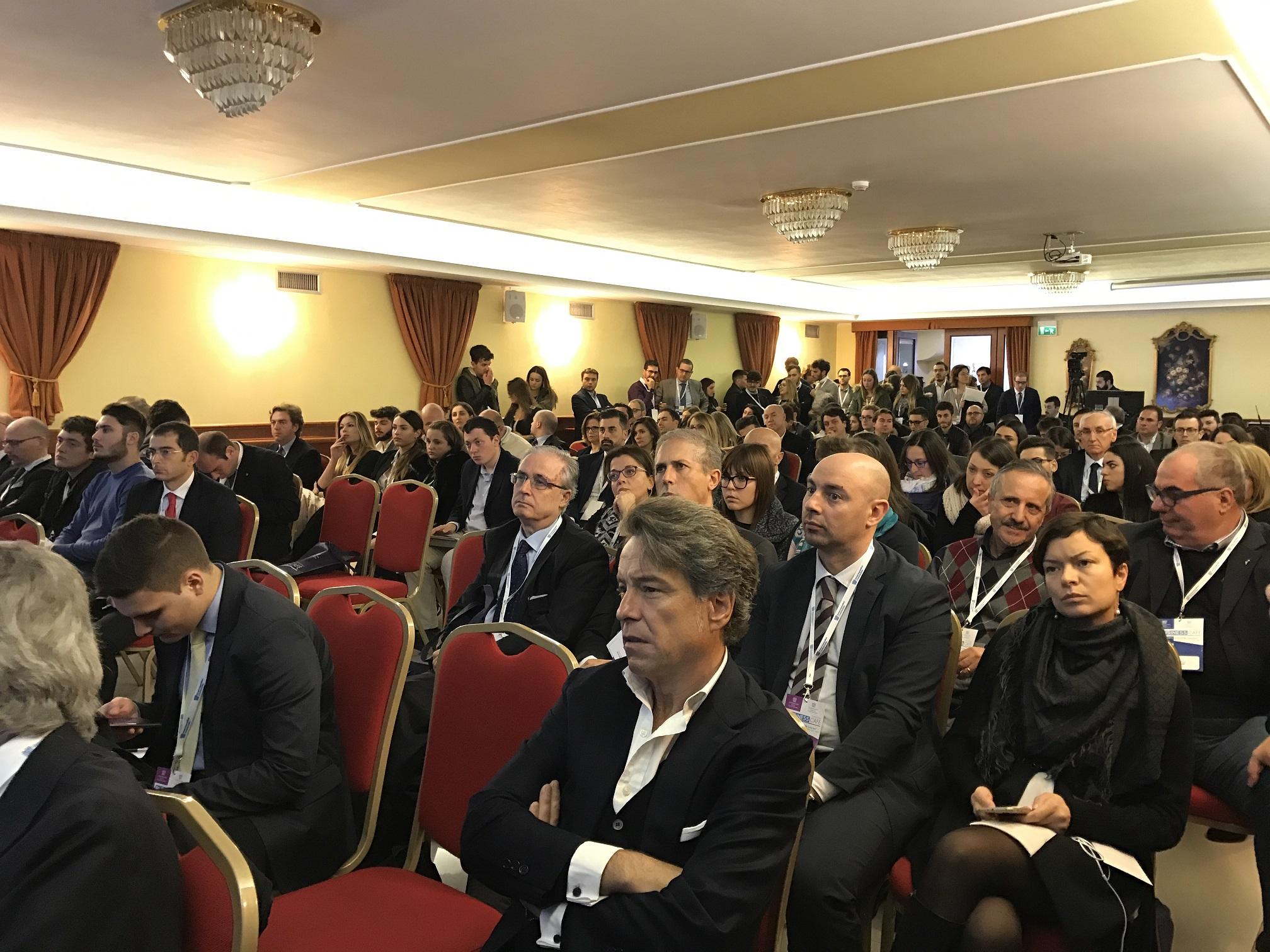 Oltre cento le imprese presenti al Business Matching di Avellino