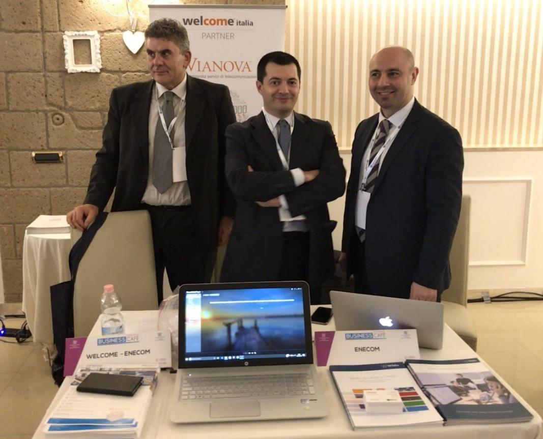 Enecom, Welcome Italia e Wildix assieme per presentare i nuovi modi di comunicare