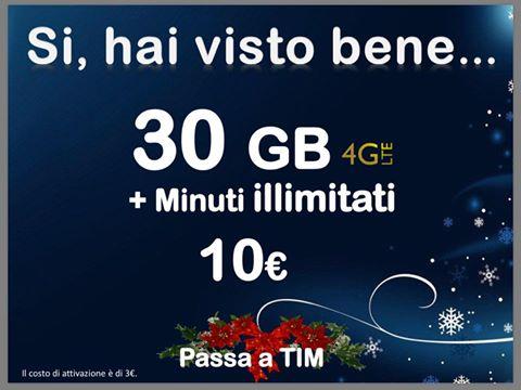 L'offerta di TIM per i clienti H3G